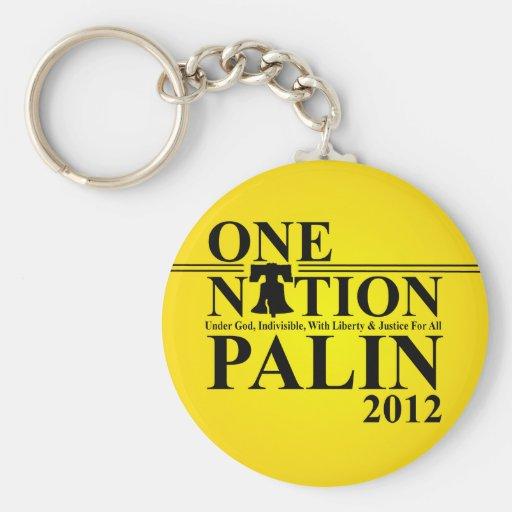 Sara Palin - One Nation Design - 2012 Key Chains