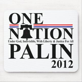 Sara Palin - One Nation Design - 2012 Mouse Pad