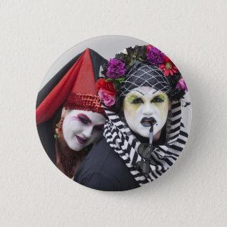 Sara & Saviour 6 Cm Round Badge