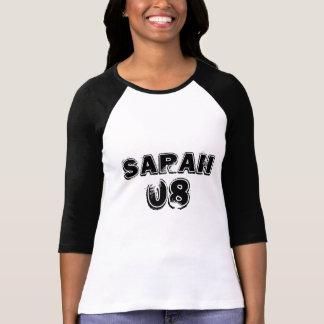 Sarah 08 shirts