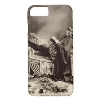 Sarah Bernhardt (1844-1923) as Hamlet in the 1899 iPhone 8/7 Case