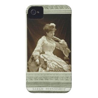 Sarah Bernhardt (1844-1923), from 'Galerie Contemp iPhone 4 Cases
