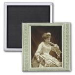 Sarah Bernhardt (1844-1923), from 'Galerie Contemp Magnet
