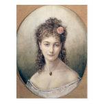 Sarah Bernhardt  1869 Post Cards