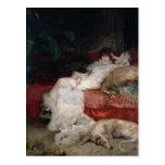 Sarah Bernhardt  1876 Post Cards