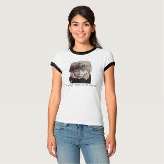 Sarah Bernhardt Me Pray? T-Shirt