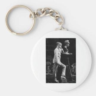 Sarah Bernhardt Vintage Photo - 1876 Key Chains