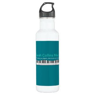 Sarah Collins Music Water Bottle