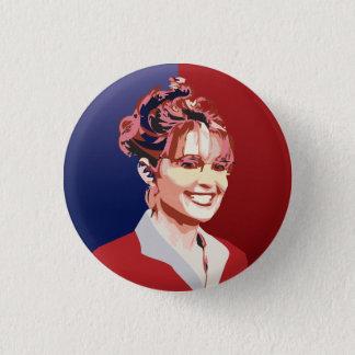 Sarah - Customized 3 Cm Round Badge