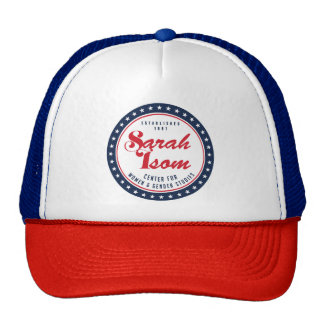 Sarah Isom Trucker Hat