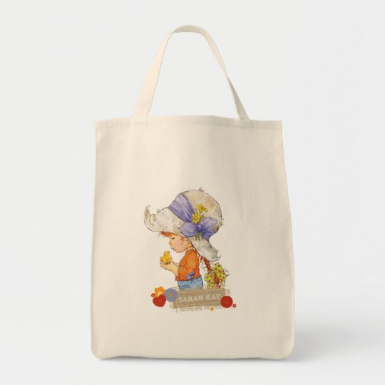 "Sarah Kay ""Barefoot Belle"" Grocery Tote Bag"