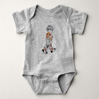 """Sarah Kay """"Finn"""" Baby Onsie Baby Bodysuit"""