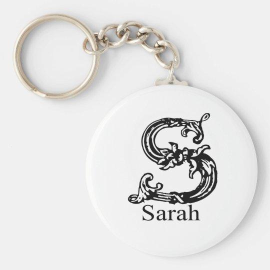 Sarah Key Ring