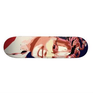 Sarah Palin - 2008 Vice President Skate Board