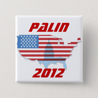 Sarah Palin 2012 Button