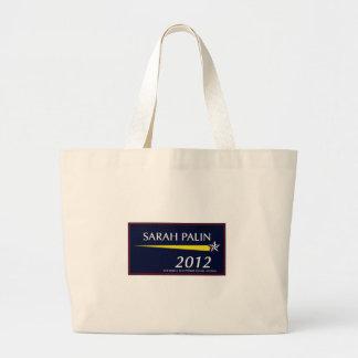 Sarah Palin 2012 Funny Bag