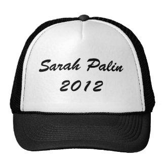Sarah Palin 2012 Hats
