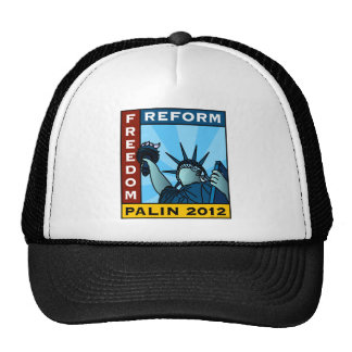 Sarah Palin 2012 Liberty Hat