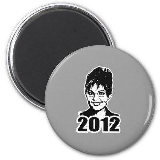 Sarah Palin 2012 Fridge Magnets