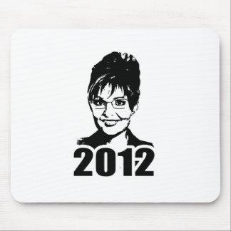 Sarah Palin 2012 Mouse Mat