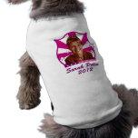 Sarah Palin 2012 Pet Tee Shirt