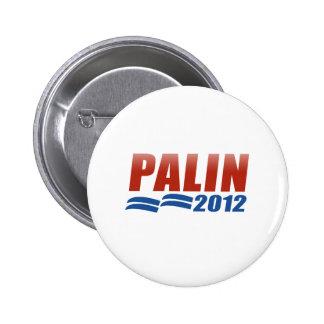 Sarah Palin 2012 Pinback Button