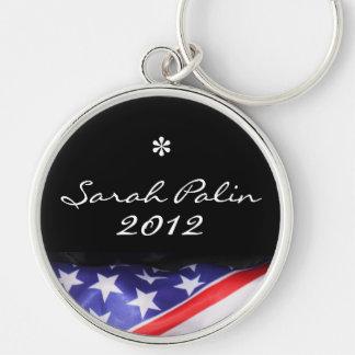 Sarah Palin 2012 Premium Keychain (Large)
