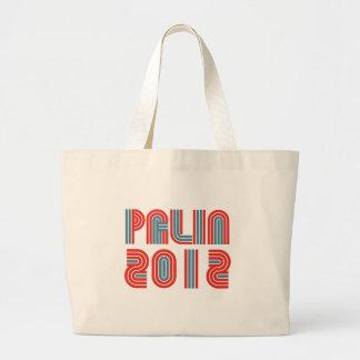 Sarah Palin 2012 Jumbo Tote Bag