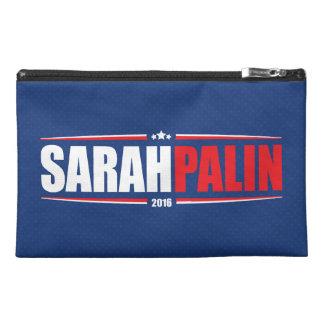 Sarah Palin 2016 (Stars & Stripes - Blue) Travel Accessory Bags