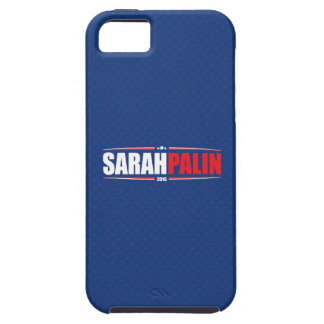 Sarah Palin 2016 (Stars & Stripes - Blue) iPhone 5 Case