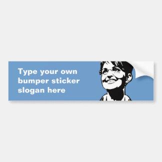 Sarah Palin 2 Bumper Sticker