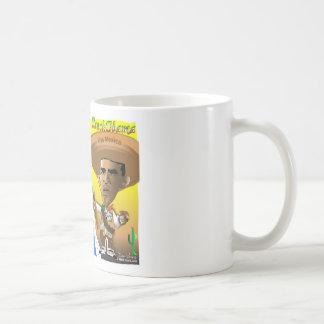 Sarah Palin and Obama Border Patrol Classic White Coffee Mug