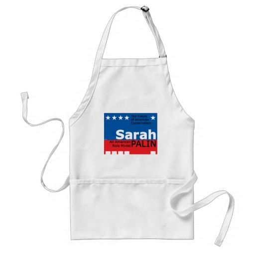 Sarah Palin Aprons