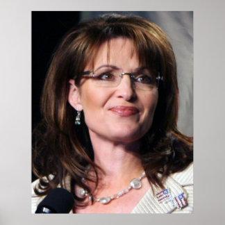 Sarah Palin Chambliss Rally Colossal Size Poster