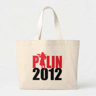 Sarah Palin Firearms 2012 Canvas Bag