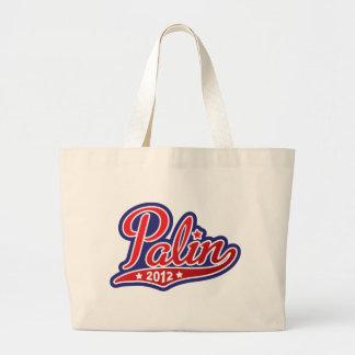 Sarah Palin for President 2012 Canvas Bag