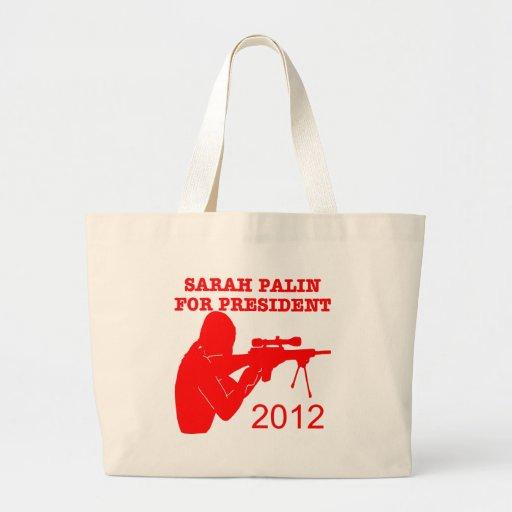 Sarah Palin For President 2012 Bag