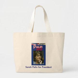 Sarah Palin for President Bag