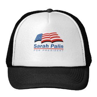 Sarah Palin for President Trucker Hat
