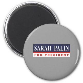 Sarah Palin for President Fridge Magnets