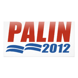 Sarah Palin for President Customized Photo Card