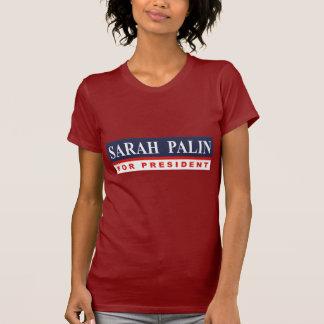 Sarah Palin for President Tees