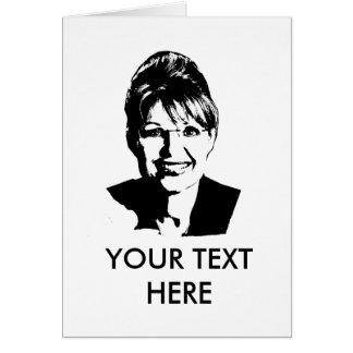 Sarah Palin Gear Card