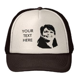Sarah Palin Mesh Hats
