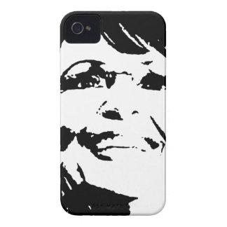 SARAH PALIN INK ART iPhone 4 CASE