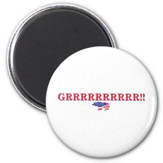Sarah Palin Mama Grizzlies 6 Cm Round Magnet