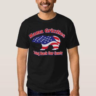 Sarah Palin Mama Grizzlies Shirt