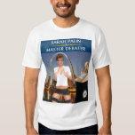 Sarah Palin - Master Debater T-Shirt