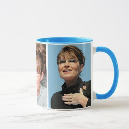 Sarah Palin - Photo Mugs
