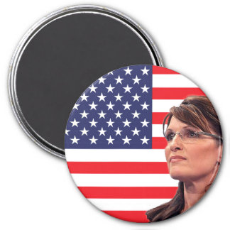 Sarah Palin Photograph Magnets